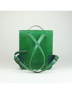 Mochila Holanda color verde