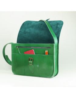Santana en color verde