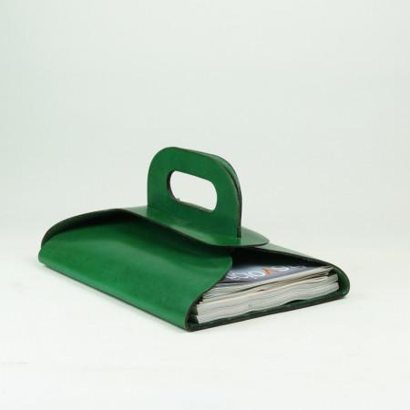 Revistero Tartera en color verde