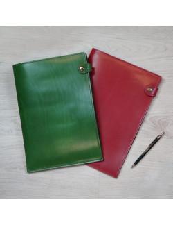 Dosier en verde y magenta