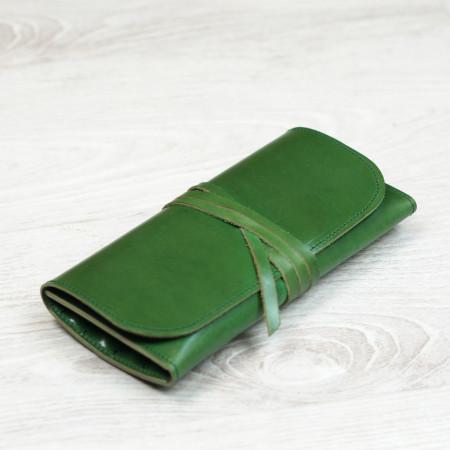 Funda de herramientas en color verde