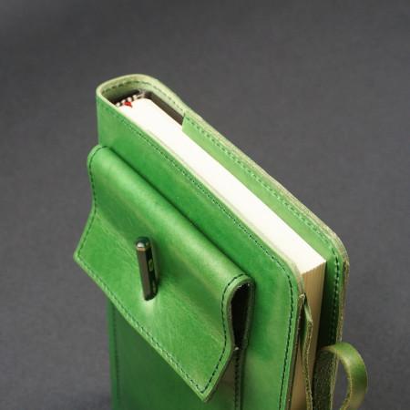 Elena en color verde