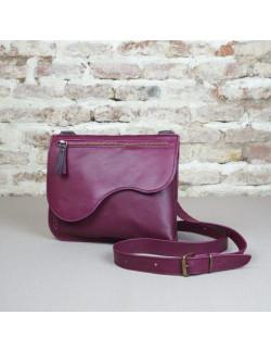 Gabi en púrpura
