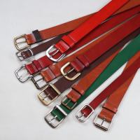 Cinturones, un bolso grande y otro pequeño. Novedades en la web.